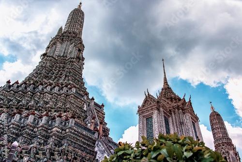 Fototapeten Bangkok Arun wat temple in Bangkok city