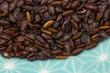 Flohsamen Detail, Gesundheit für Magen Darm Darmflora