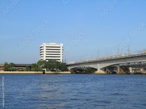 Fototapeten Bangkok Bangkok - Chao Phraya River