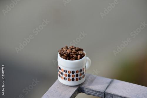 Italian coffee beans © CarloEmanuele
