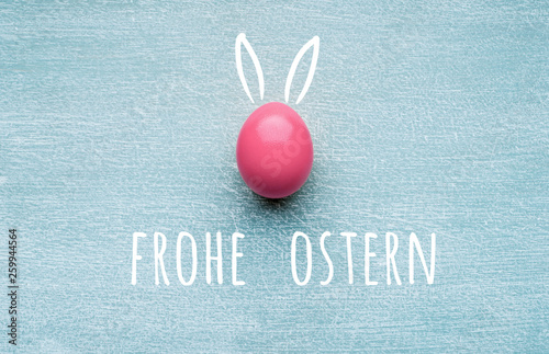 Frohe Ostern - 259944564