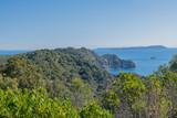 krajobraz wyspy Porquerolles