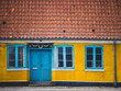 canvas print picture - Ribe 06.04.2019