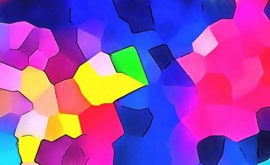 Creative abstraction for graphic design. Art painted texture. Background in style of modern painting.