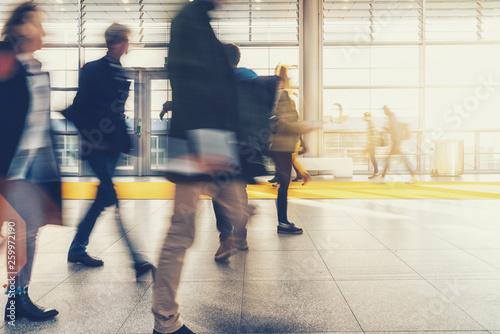 Crowd of people © rcfotostock