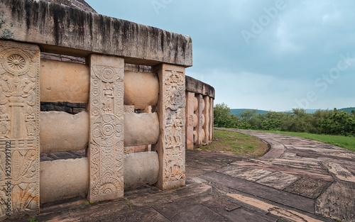 Sanchi Heritage Complex