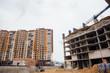 New multi-storey building under construction