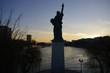 Statue de la liberté Paris 15