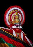 KATHAKALI   KERALA  INDIA