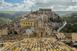 Aerial View of Ragusa Sicily - 260115303