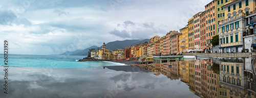 Aerial view of Camogli - 260123929