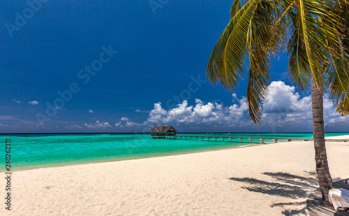 canvas print picture Malediven im  lhaviyani Atoll
