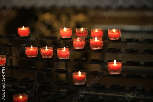 candle night in church © Lewis Tse Pui Lung