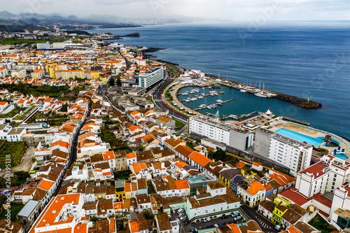São Miguel - Die Azoren aus der Luft. Ponta Delgada und mehr - 260395138
