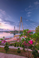 Barelang Batam Bridge wonderful Indonesia