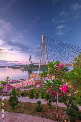 Barelang Batam Bridge wonderful Indonesia