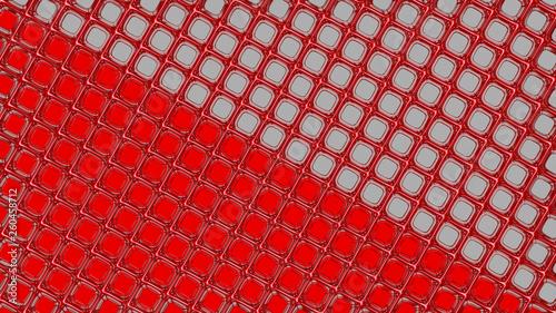 Abstraktes Element mit fließenden Farben für Präsentationen, Flyer, Magazine, Poster u.s.w. - 260458712