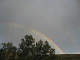 Fototapeta Tęcza - double rainbow © Светлана