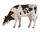 cow icon cartoon