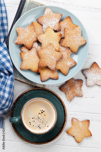 Cookies and coffee - 260582702