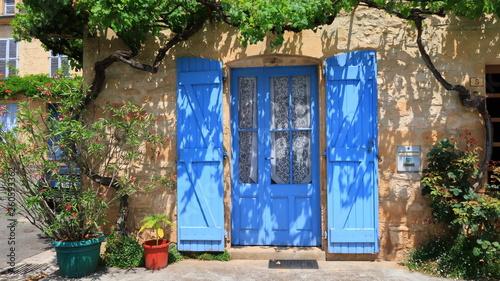canvas print picture Dordogne