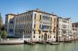Canal Grande and Basilica Santa Maria della Salute, Venice, Italy ,2019 . martie