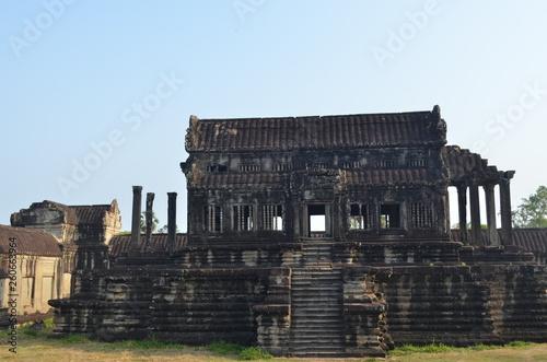 fototapeta na ścianę temple in angkor cambodia