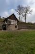 canvas print picture - Alte Wassermühle in Seebach im Schwarzwald