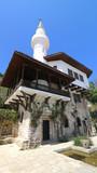 Balchik Residence Palace Castle of Romanian Queen Marie - REGINA MARIA at Bulgarian Black Sea coast.