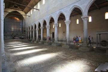 Italia, Friuli-Venezia Giulia, Aquileia, antica città romana.