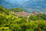 picturesque Tenno village