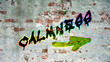 Quadro Street Graffiti to Calmness