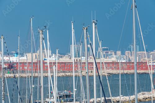 Vacaciones en Nápoles - Vistas de la ciudad