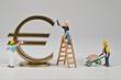 Euro Europe Européen argent BCE business finances emploi