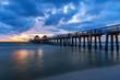 Quadro Naples Pier, Florida