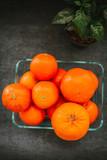 Mandarin Orange Fruit