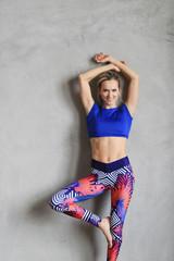 Workout at home © Yeko Photo Studio