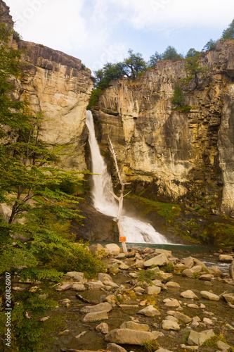 Waterfall Senda Chorrillo del Salto © JackF