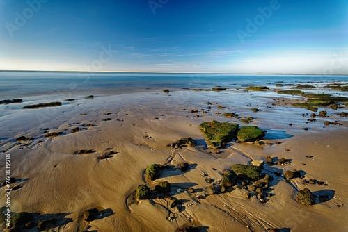 Bassin d'Arcachon, Coucher de Soleil © Philippe