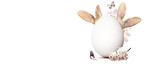 Fototapeta Kawa jest smaczna - Ostern Kollage mit Osterhase © Thaut Images