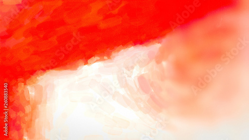 Red Orange Pink Background - 260883540