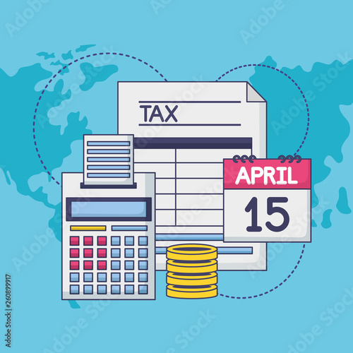 tax payment concept © Gstudio Group