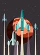 rockets space exploration - 260912997