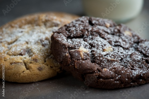 A cookie is a small confection © Mihail