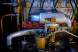 Vintage Engine - Bugatti