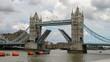 Tower Bridge OPEN