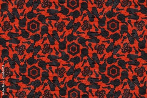 fototapeta na ścianę red abstract background texture