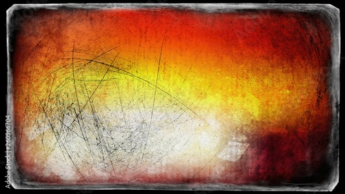 Black Red and Orange Grunge Texture Background © stockgraphicdesigns