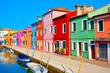 Quadro Burano, Italien
