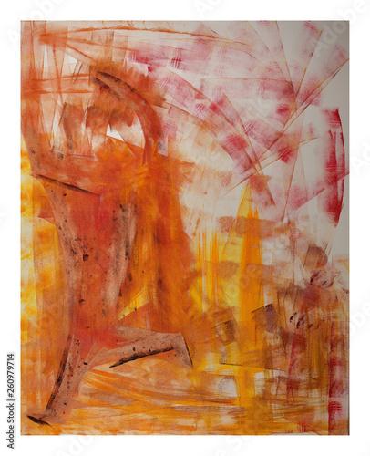 canvas print picture Strukturen auf Leinwand